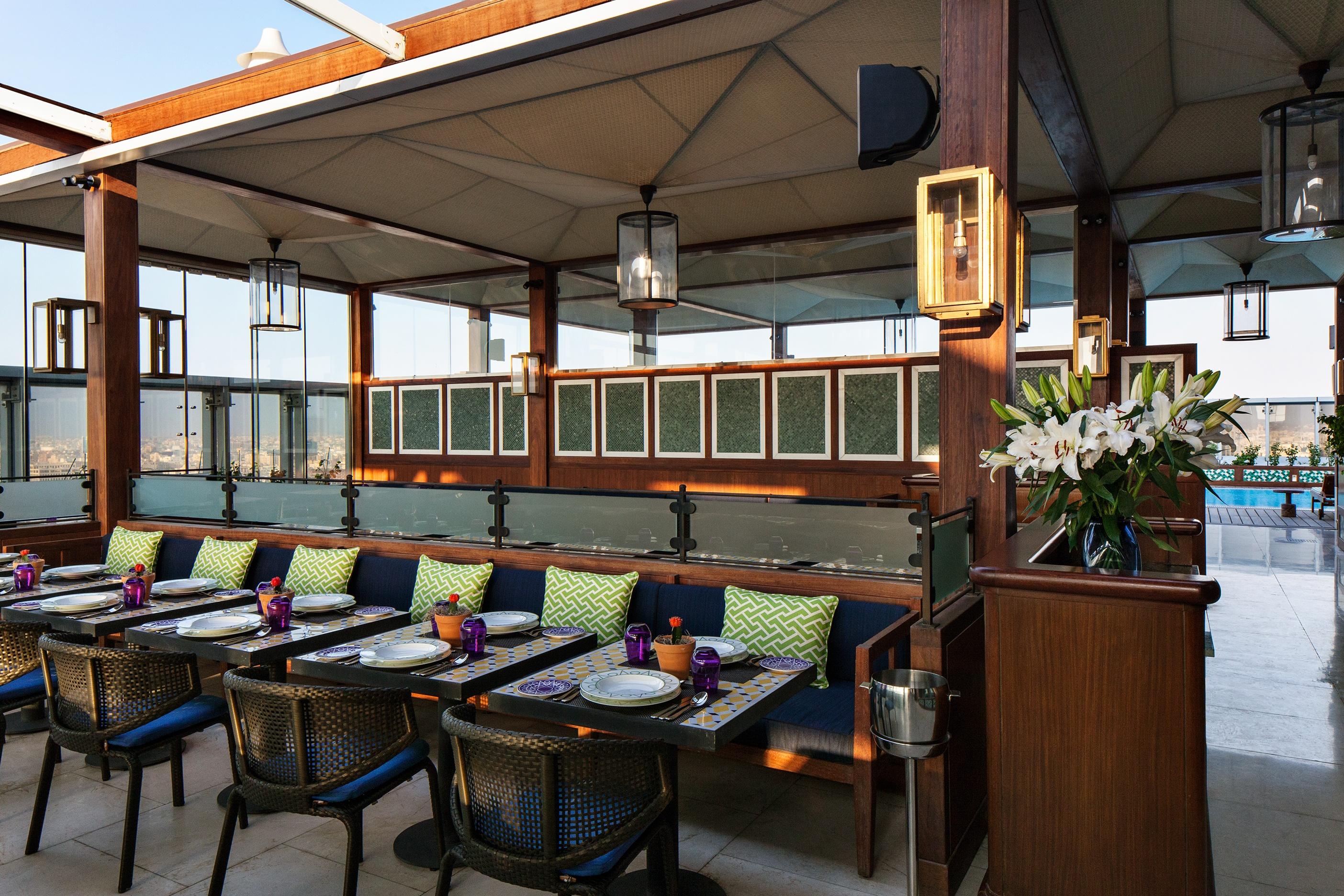 Aubegine at Assila Hotel - Rocco Forte - xnPOS