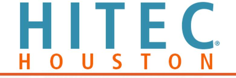 HITEC Houston 2018 logo