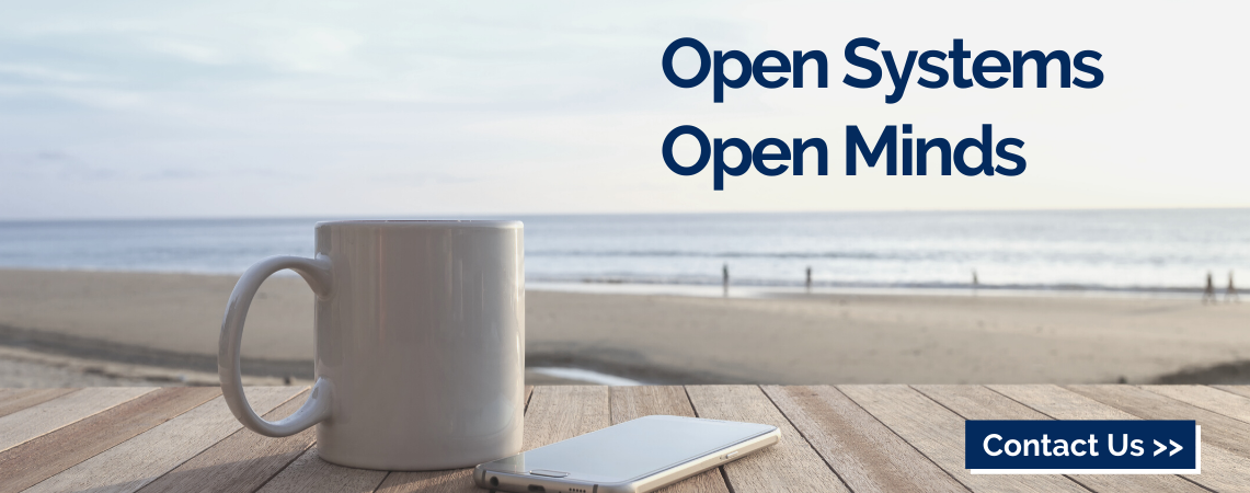 Open systems, Open minds