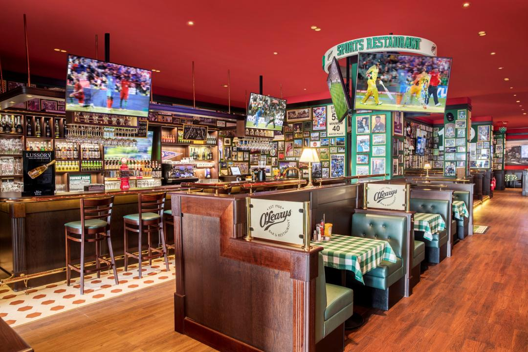 Xn protel Systems selected as Point of Sale provider to O'Learys Sports Restaurant in UAE