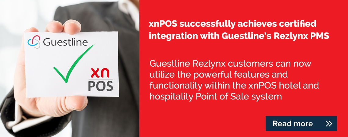 Guestline and xnPOS integration