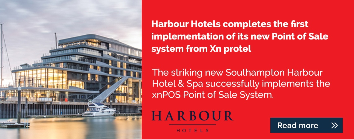 Harbour Hotels implements xnPOS