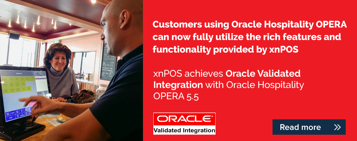 xnPOS achieves Oracle Validated Integration