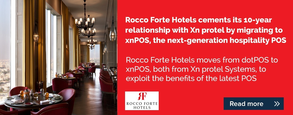 Rocco Forte Hotels and xnPOS
