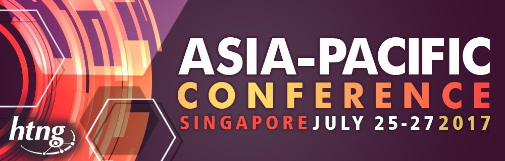 HTNG Asia-Pacific Conference Singapore