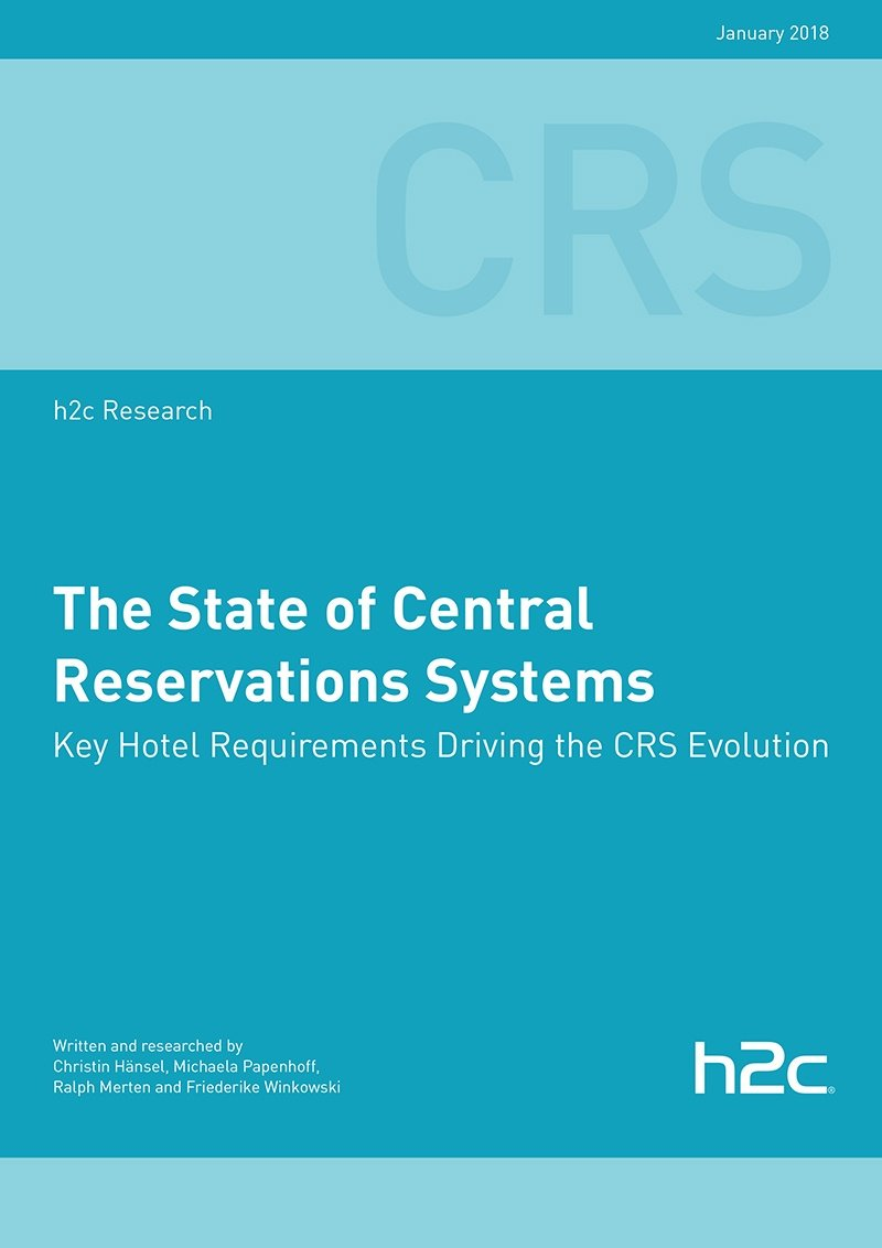 Xn protel ranks in H2C's 'The State of Central Reservations Systems'